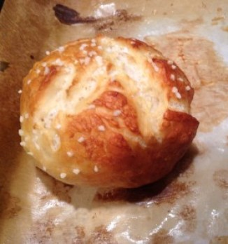 Soft Pretzel Roll