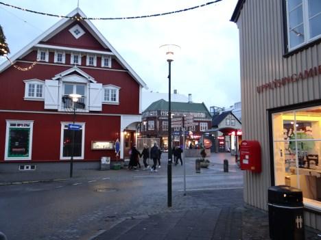 Reykjavik city center Weekend in Iceland