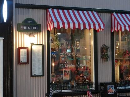 Cafe in Reykjavik Iceland Cashless