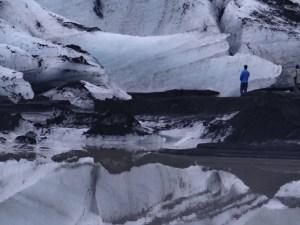 South Coast tour glacier
