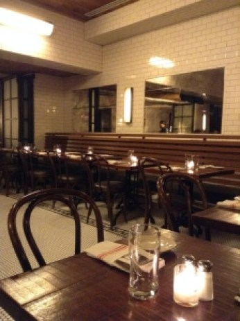 The Smith Midtown dining room