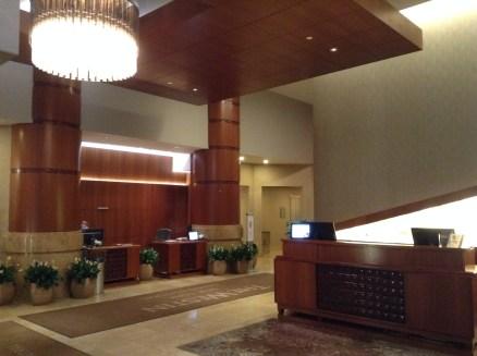 Westin New York Grand Central lobby