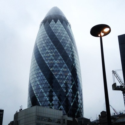 London Gerkin building