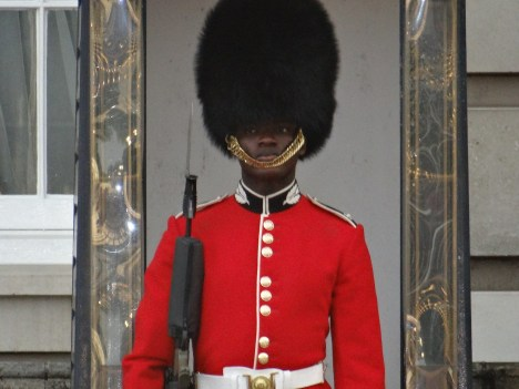 London Guard Iconic Image