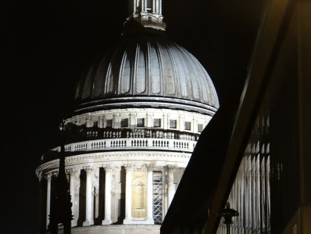 St. Paul's Cathedral London at Night