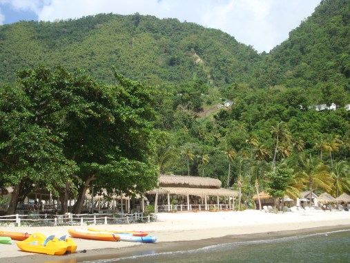 Jalousie Beach St. Lucia Sugar Beach