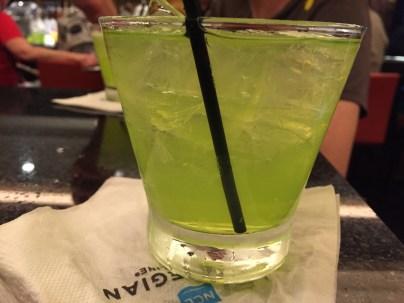 NCL Epic Margarita tasting EPIC Solo Studio
