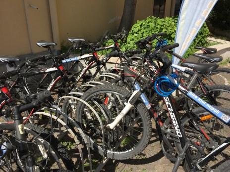 Bike Napoli bikes