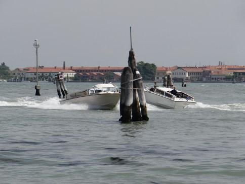 Venice Lagoon private water taxi