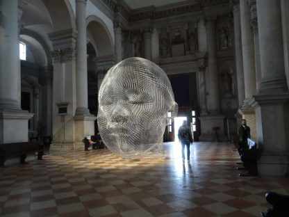 Venice Biennale Together by Jaume Plensa