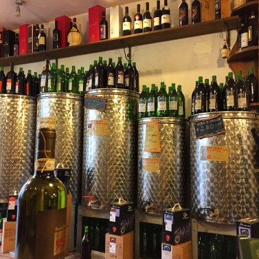 Florence Enoteca Wine