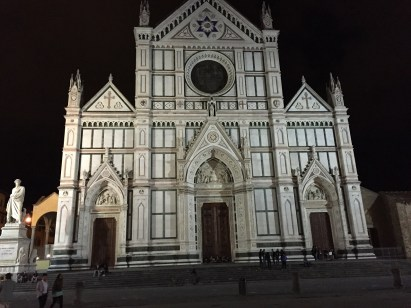 Basilica Santa Croce Florence