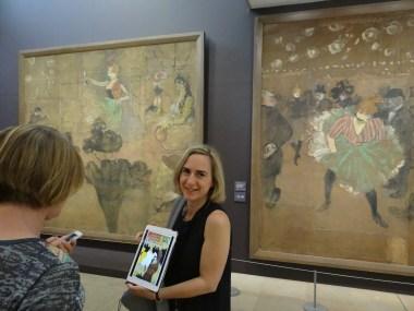 Henri de Toulouse-Lautrec Musee D'Orsay