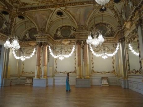 Ballroom at Musee D'Orsay