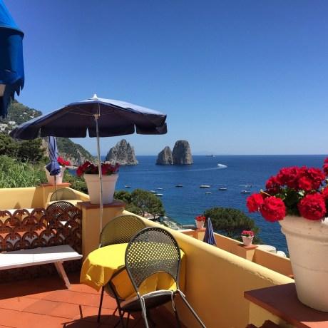 Faraglioni Rocks Hotel Weber Ambasador Capri