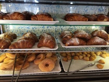 Breakfast Breads Buffet Capri