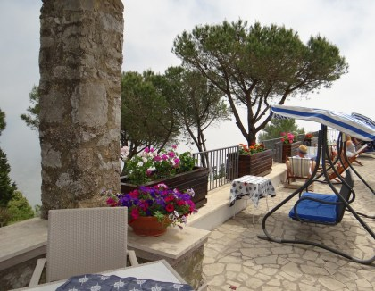 Anacapri Cafe Monte Solaro