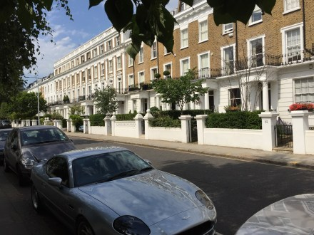 Aston Martin London Street South Kensington