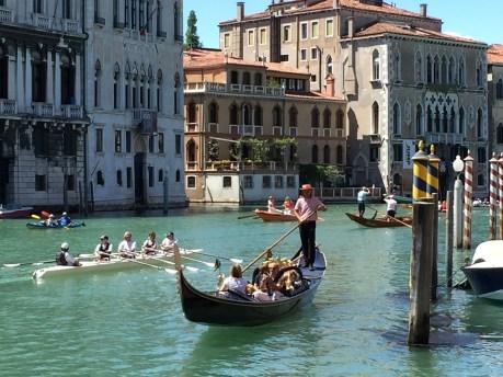 Venice Gondola Vogalonga