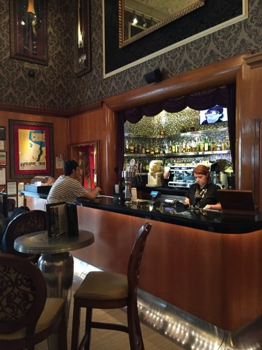 Hard Rock Cafe Florence lobby bar