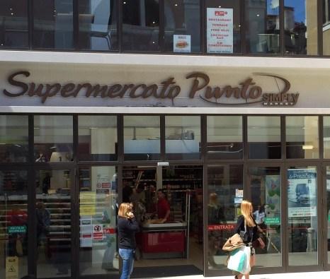 Supermercato Punto Venice