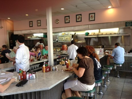 The Grill diner in New Orleans