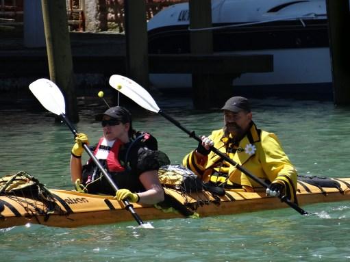 Venice Kayak Grand Canal