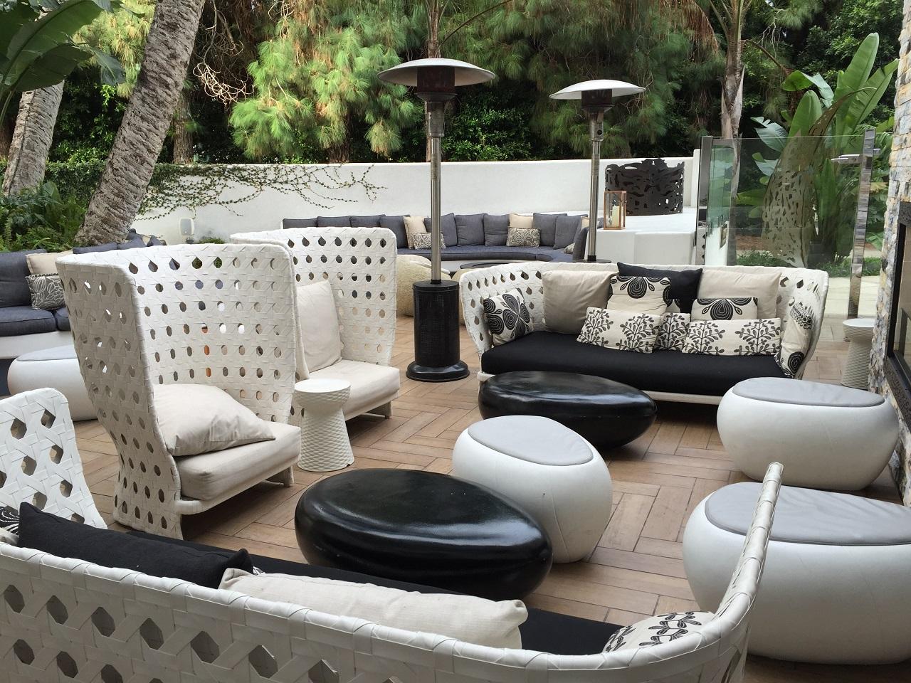 Hotel La Jolla A Kimpton Property In A Posh Beach Town - La jolla patio furniture