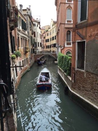Venice Italy Airbnb San Marco Apartment canal view
