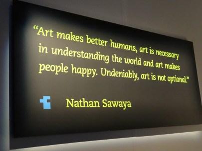 Nathan Sawaya quote
