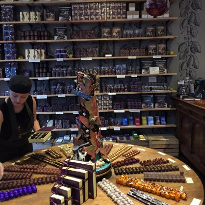 Paul A Young London Chocolates Soho