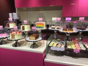 London Cupcake and Chocolate tour Hummingbird Bakery