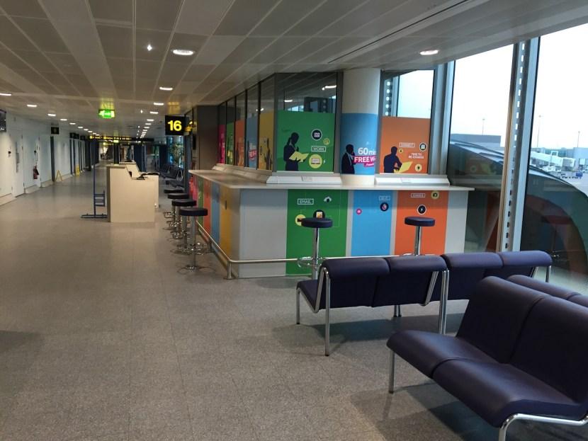 MAN Airport Gate 16