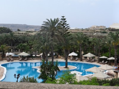 Kempinski Gozo pool