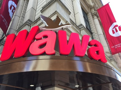 Wawa at Broad & Walnut