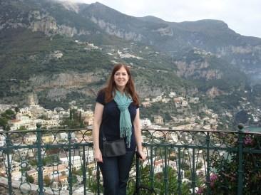 PhilaTravelGirl Positano View Amalfi Coast