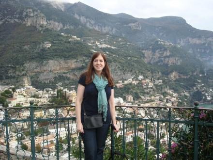 PhilaTravelGirl Positano View Amalfi Coast Solo Traveler Anniversary