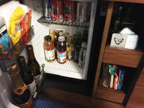 Kimpton NYC Minibar at The Eventi Hotel