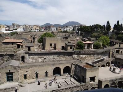 Herculaneum Ruins at Ercolano