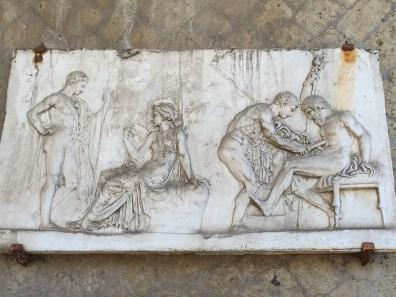 Decor at Herculaneum