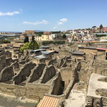 Herculaneum View UNESCO site via Train from Naples to Herculaneum