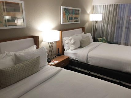 Holiday Inn Miami West Double Room