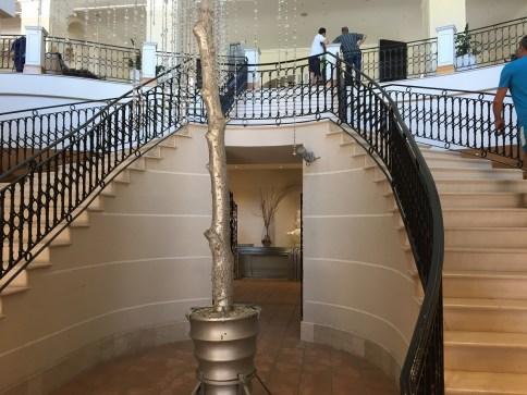 Westin Malta stairs