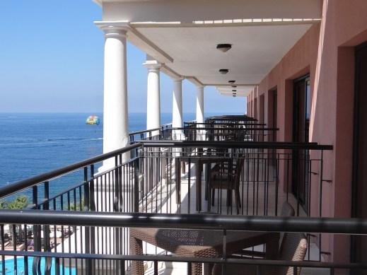 Westin Malta balcony view