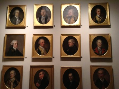Portrait Gallery Historic Philadelphia
