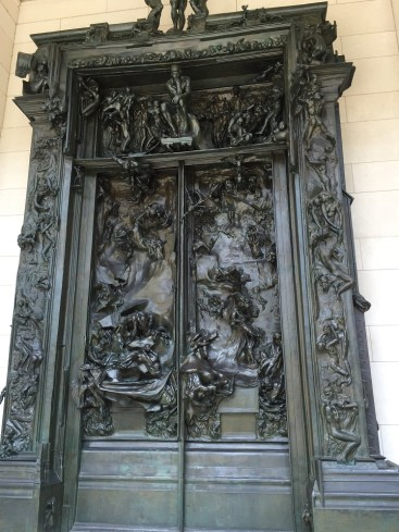 Rodin Gates of Hell Philadelphia