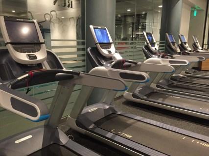 The Logan Hotel Philadelphia gym