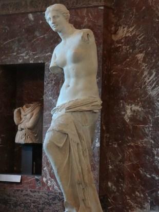 Venue de Milo Louvre Paris Highlights tour First Trip to Paris & London