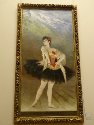 Paris Opera tour ballerina