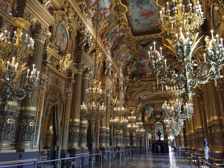 The Salon Paris Opera Tour